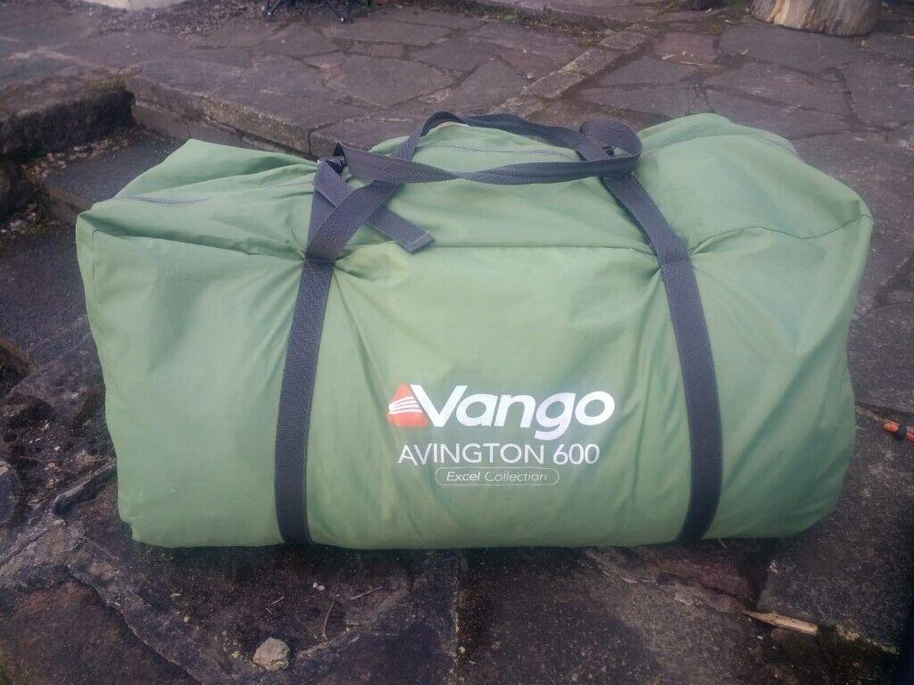 6 man Vango Avington tent and footprint   in Clarkston ...