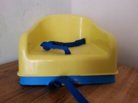 Mothercare 2 in 1 Booster seat and stool