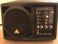 Stage monitor/speaker Behringer Eurolive B207 MP3