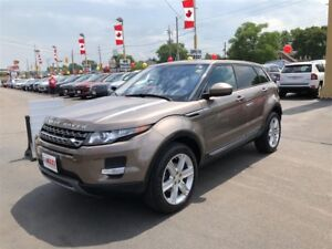 2015 Land Rover Range Rover Evoque Pure Plus AWD- PANORAMIC SUNR