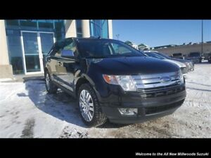 2010 Ford Edge Limited- Leather, Heated Seats, Panoramic Roof