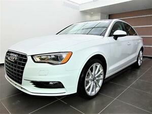 2015 Audi A3, Automatique, 2.0T Progressiv