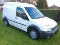 Ford Transit Connect 1.8 TDCI LX Diesel Van 2006 / Long Wheel Base / High Roof