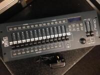 Chauvet DJ Obey 70 DMX 512 Lighting Controller Console
