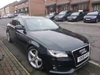Audi A4 2.0tdi with s5 manufacturer body kit