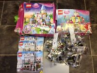 Lego JOB LOT Rare Sets Complete with Instructions.