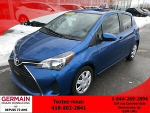 2016 Toyota Yaris LE - AUTOMATIQUE -CRUISE - BLUETOOTH -**21381