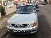 Nissan Micra 1.0 Automatic 58,000miles 3dr