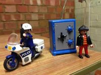 Playmobil Cop & Robber