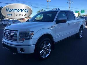 2014 Ford F-150 F150 LIMITED CERTIFI
