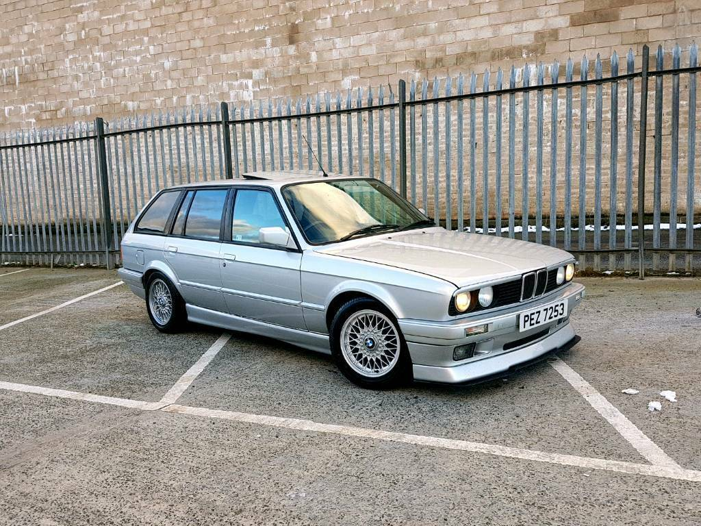 bmw e30 325i touring in newtownards county down gumtree. Black Bedroom Furniture Sets. Home Design Ideas