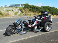 2008 BOOM CHOPPER 3i TRIKE - high specification with many extras