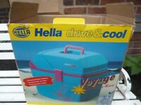 18 litre - electric cool box - as new with box