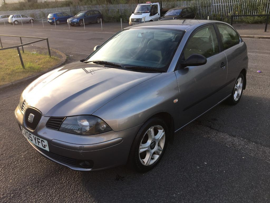 2005 seat ibiza 1 4 tdi diesel fsh high mpg in reading. Black Bedroom Furniture Sets. Home Design Ideas
