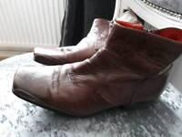 Mens next boots size 8