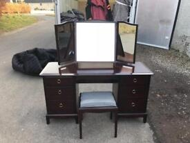 Stag Minstrel dressing table * free furniture delivery *
