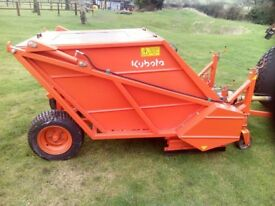 Kubota Sweeper For Sale