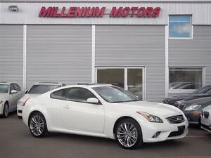 2012 Infiniti G37X S COUPE AWD / SPORT & TECHNOLOGY PKG / LOADED