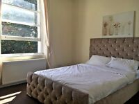 TWO DOUBLE ROOMS AVAILABLE, FLATSHARE, 4 MIN WALK TO ZONE 2 TUBE, ALL BILLS INCLUDED