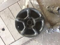 "Ford escort 15"" cosworth style alloys"
