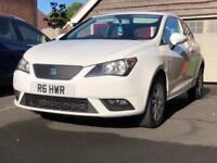Seat Ibiza 1.2 Ecomotive 2012 White