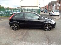 FORD FIESTA 1.6 ZETEC S 3DR +GOOD CONDITION+HPI CLEAR