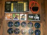 Beachbody insanity T25 fitness discs complete set