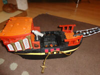 FISHER PRICE PIRATE SHIP