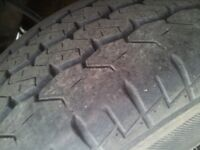 Iveco Daily 6 Stud 16 inc Wheel with New Tyre