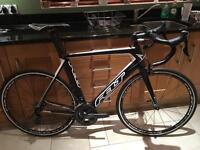 Felt AR3 Carbon Aero Road Bike Ultegra 6800 Fulcrum trek giant
