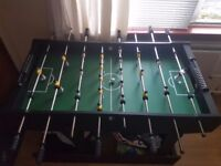 Football table. Great condition.
