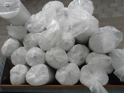"54"" 4oz polyester wadding dacron fibre 40m quilting"
