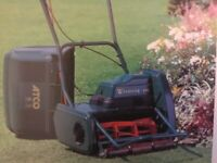 Atco Windsor electric cylinder lawn mower