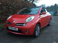 NISSAN MICRA 1.6 **ONLY DONE 52K CONVERTABLE**2006