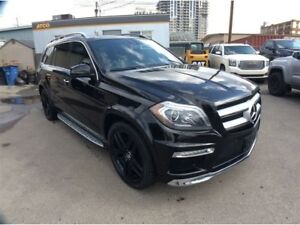 2013 Mercedes-Benz GL-Class / 350 / BLUE TECH / 3RD ROW / FULLY