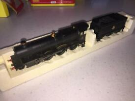 Hornby 00 gauge Frankton Grange model steam locomotive