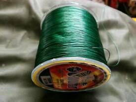 500m spool of 40lb braid.