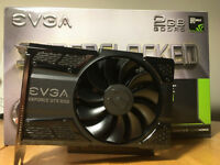 Brand New Gaming Graphics card EVGA Geforce GTX 1050 SC 2GB