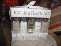 Baylis and Harding Body Care Gift Set (new and unopened)