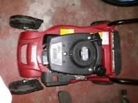 Mountfield 100cc petrol lawnmower