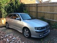 Seat Ibiza cupra!! 2002 mk3 immaculate condition inside and out!! Reluctant sale