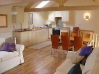 Comfortable contemporary accomodation with one double en suite and a twin with shower room.