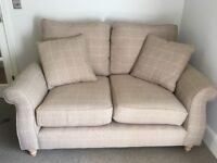 "Nearly new Next ""Ashford"" two seater sofa. Very good condition."