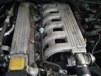 vauxhall omega 2.5 diesel engine