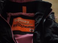 Girls Superdry Jacket