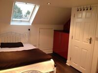 Fantastic studio type en suite room including bills