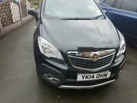 Mokka 2014 black diesel Automatic leather, One owner, full service history