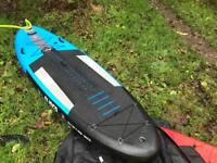 Tiki Glider SUP 10.6 Inflatable Paddle Board
