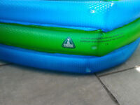 Inflatable Pool + Games