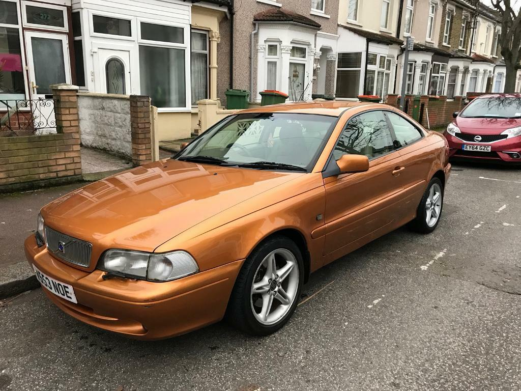 volvo c70 t5 coupe in newham london gumtree. Black Bedroom Furniture Sets. Home Design Ideas